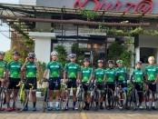 Tim Balap Sepeda Jatim praPON (1)