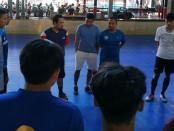 Antusiasme peserta seleksi tim futsal Jatim di Malang