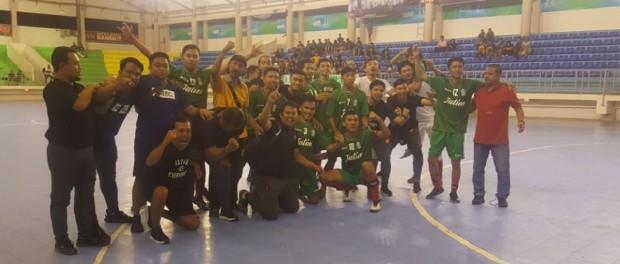 Futsal Jatim Lolos PON 2020