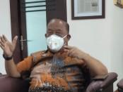 Foto : Ketua Umum KONI Pusat, Letjen TNI (Purn) Marciano Norman